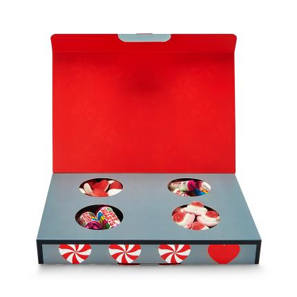 Letterbox Gifts - Sweets in the City Love Letterbox Gift - Image 3