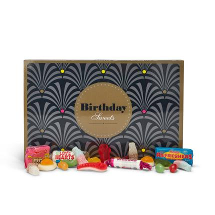 Letterbox Gifts - Sweets in the City Happy Birthday Letterbox Gift - Image 2