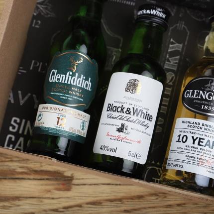 Letterbox Gifts - Blended Malt Whisky Letterbox Gift - Image 2