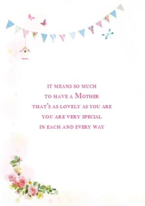 Greeting Cards - Big Garden Party Mothers Day Card - Image 2