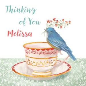 Greeting Cards - Ling design - Thinking of you - Image 1