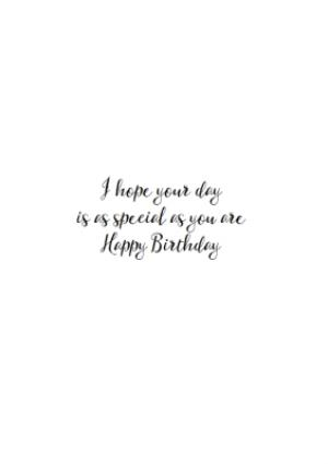 Greeting Cards - Birthday Card - Mum - Loveliest Mum - Beautiful - Thoughtful - Wise - Floral - Image 3