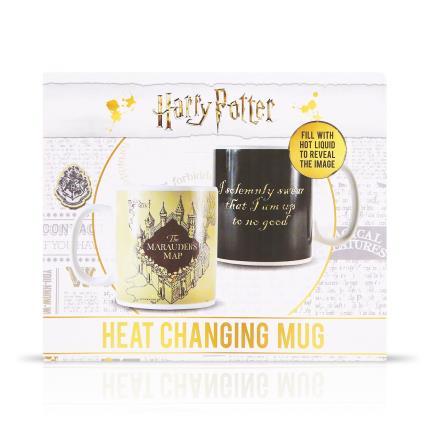 Gadgets & Novelties - Mug Heat Changing (400ml) - Harry Potter (Marauder's Map) - Image 2