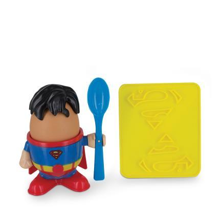 Gadgets & Novelties - DC Comics Superman Egg Cup - Image 1