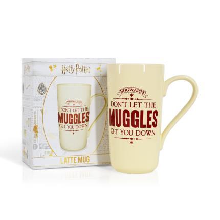 Gadgets & Novelties - Harry Potter Latte Mug - Image 1