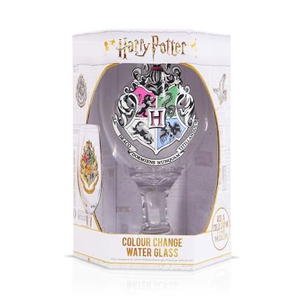 Gadgets & Novelties - Harry Potter Hogwarts Colour Change Glass - Image 2
