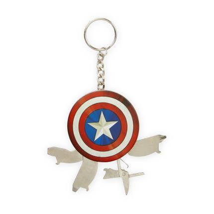 Gadgets & Novelties - Marvel Captain America Multi-Tool - Image 1