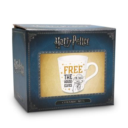Gadgets & Novelties - Harry Potter Tapered Mug - Dobby - Image 4