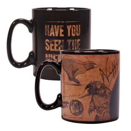 Gadgets & Novelties - Harry Potter Fantastic Beasts Heat Changing Mug - Image 2