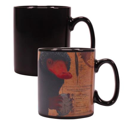 Gadgets & Novelties - Harry Potter Fantastic Beasts Heat Changing Mug - Image 3