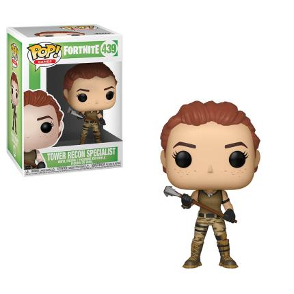 Gadgets & Novelties - Fortnite S1 Tower Recon Specialist Funko Pop - Image 1