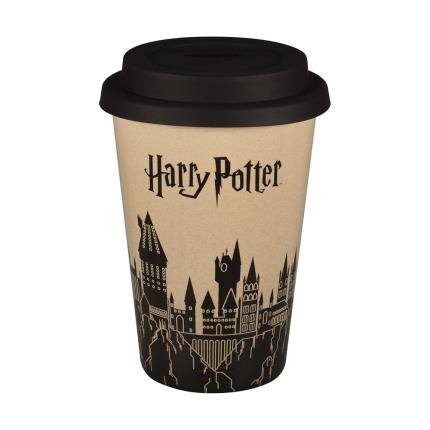 Gadgets & Novelties - Harry Potter Hogwarts Castle Travel Mug - Image 1
