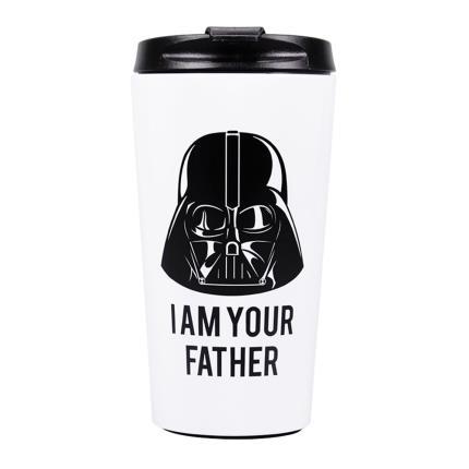 Gadgets & Novelties - I am your father Travel mug - Image 1