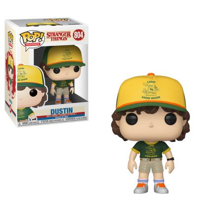 Gadgets & Novelties - Stranger Things Dustin Pop Vinyl - Image 1
