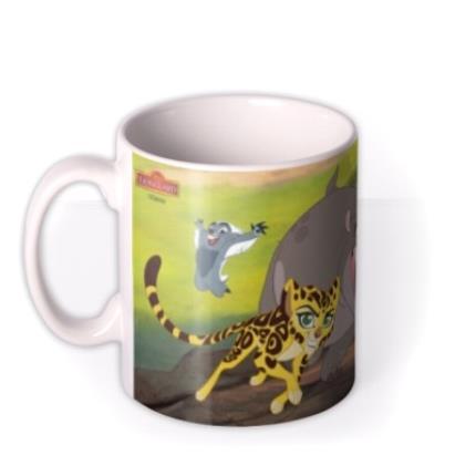 Mugs - Disney Lion Guard Personalised Mug - Image 1