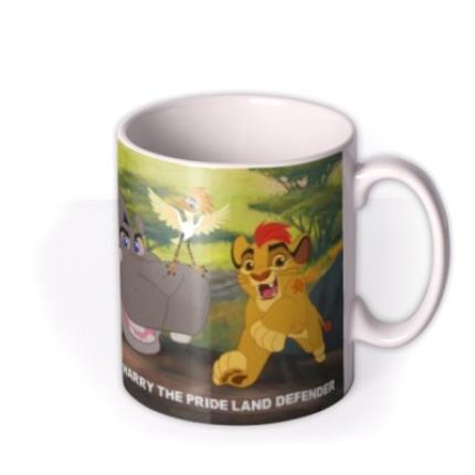 Mugs - Disney Lion Guard Personalised Mug - Image 2