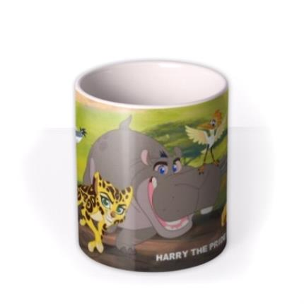 Mugs - Disney Lion Guard Personalised Mug - Image 3
