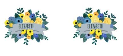 Mugs - Floral Mug - Image 4