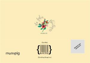 Greeting Cards - Birthday Card - Happy Birthday - Gardening - Image 4