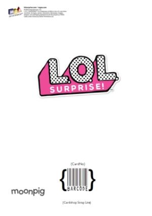 Greeting Cards - LOL Surprise 7 Today Special Sister Birthday Card  - Image 4