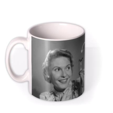 Mugs - Funny this Is How Little Time I Have Retro Mug - Image 1