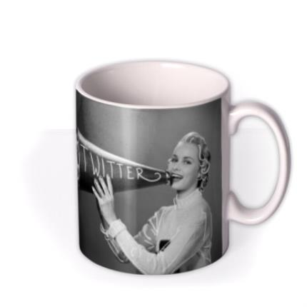 Mugs - Regretted Introducing Her To Twitter Custom Mug - Image 2