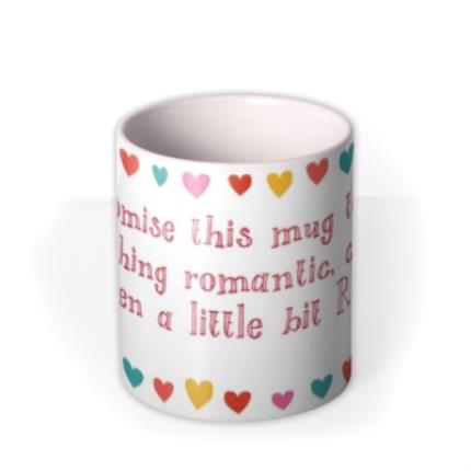 Mugs - Valentine's Day Say Anything Personalised Mug - Image 3
