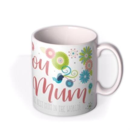 Mugs - Mother's Day Love Personalised Mug - Image 2