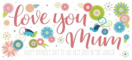 Mugs - Mother's Day Love Personalised Mug - Image 4