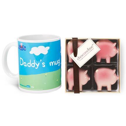 Gadgets & Novelties - Peppa Pig Book, Mug & Chocolate Gift Set - Image 1