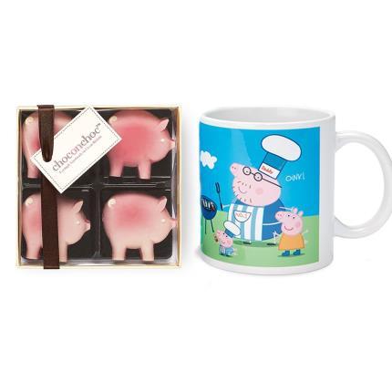 Gadgets & Novelties - Peppa Pig Book, Mug & Chocolate Gift Set - Image 2
