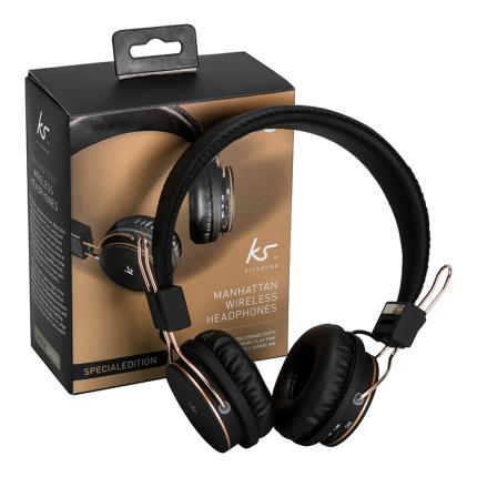 Gadgets & Novelties - Kit Sound Manhattan Wireless Headphones - Image 1