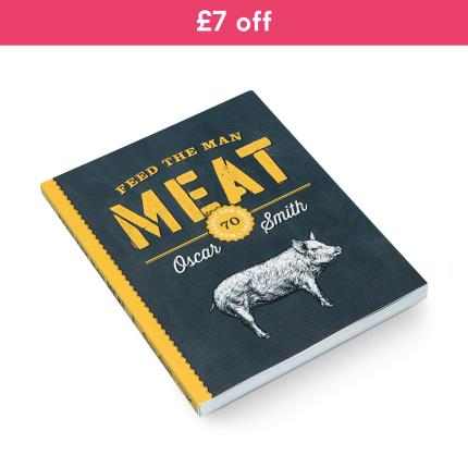 Gadgets & Novelties - Feed The Man Meat WAS £17 NOW £10 - Image 1