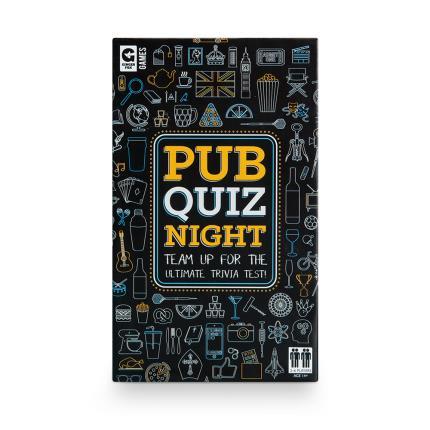 Gadgets & Novelties - Pub Quiz Night - Image 1