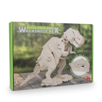 Gadgets & Novelties - Build Your Own Walking Dinosaur - WAS £20 NOW £16 - Image 1