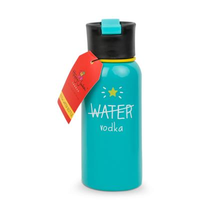 Gadgets & Novelties - Happy Jackson Vodka Water Bottle - Image 1