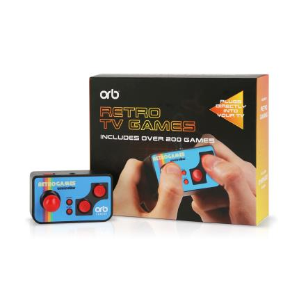 Gadgets & Novelties - Retro Mini Tv Games - Image 1