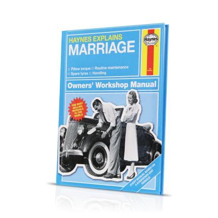 Gadgets & Novelties - Haynes Manual on Marriage - Image 1