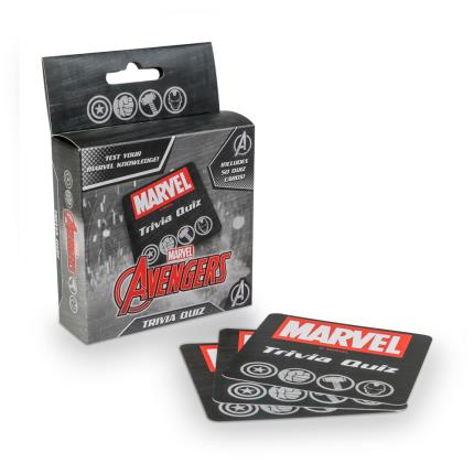Gadgets & Novelties - Marvel Trivia Game - Image 1