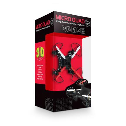 Gadgets & Novelties - Red 5 Micro Drone - Image 1