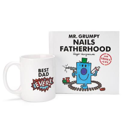 Gadgets & Novelties - Mr. Grumpy Book & Mug Gift Set - Image 1