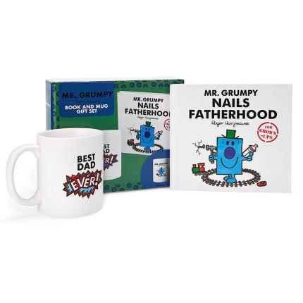 Gadgets & Novelties - Mr. Grumpy Book & Mug Gift Set - Image 3