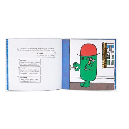 Gadgets & Novelties - Mr. Grumpy Book & Mug Gift Set - Image 4
