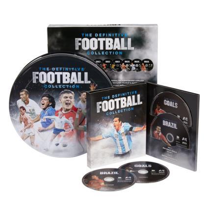 Gadgets & Novelties - Football 10 DVD Set - Image 1