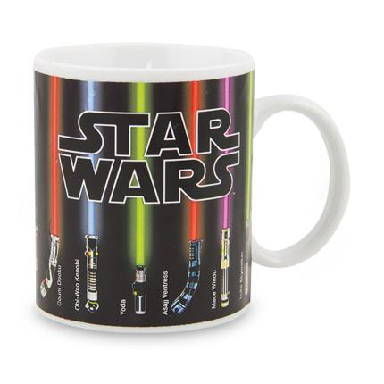 Gadgets & Novelties - EP7 Light saber heat changing mug - Image 1