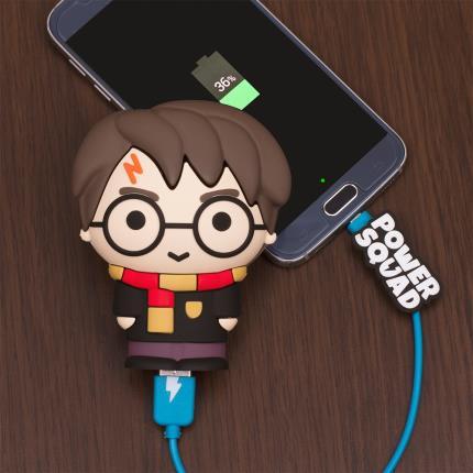 Gadgets & Novelties - Harry Potter PowerSquad Powerbank - Image 3