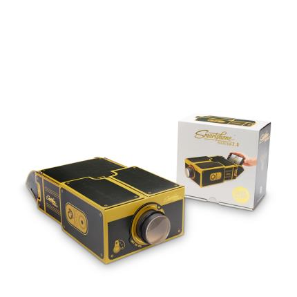 Gadgets & Novelties - Smart Phone Projector 2.0 (Black & Gold Edition) WAS £20 NOW £15 - Image 2