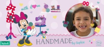 Mugs - Minnie Mouse Handmade Photo Upload Mug - Image 4