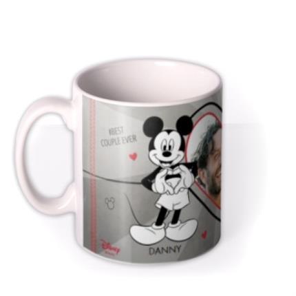 Mugs - Disney Mickey And Minnie Mouse Best Couple Mug - Image 1