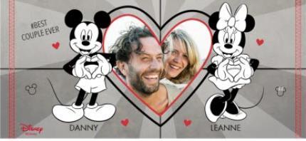 Mugs - Disney Mickey And Minnie Mouse Best Couple Mug - Image 4